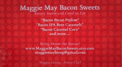 Maggie May Bacon Sweets